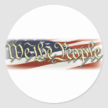 We The People Stickers