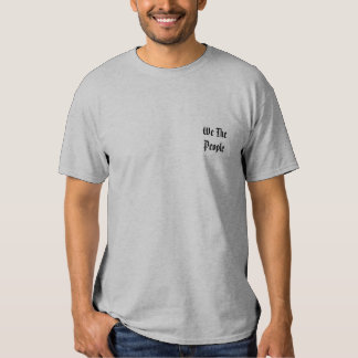 We The People T Shirts