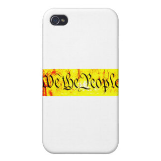 We The People The MUSEUM Zazzle Gifts Case For iPhone 4