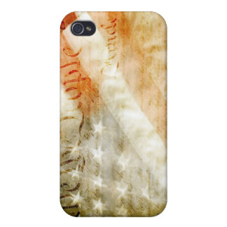 We The People with American Flag iPhone 4/4S Covers