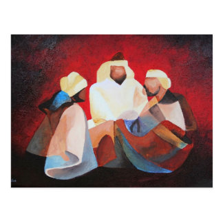 We Three Kings Postcard