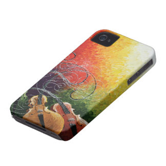 We Three Strings iPhone 4 Case-Mate Case