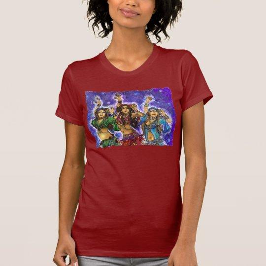 We Three T-Shirt