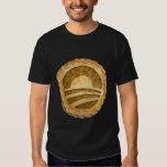 """""""We Want Pie!"""" Obama Pie T-Shirt"""