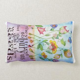 We Were Seeds Pillow