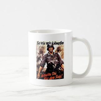 We Wie Wir Kampfen Coffee Mug