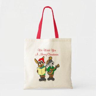 We Wish You - Budget Tote Budget Tote Bag