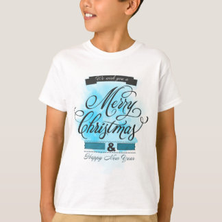 We wish you to Merry Christmas & Happy New Year T-Shirt