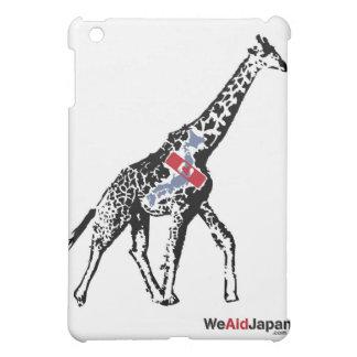 WeAidJapan.com Giraffe iPad Mini Covers