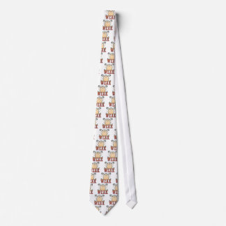 Weak Fat Man Tie
