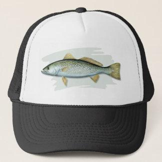 Weakfish Trucker Hat