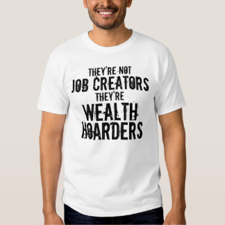 Wealth Hoarders Light Shirts