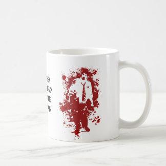 Weapon Mug