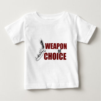 Weapon of Choice Infant T-Shirt