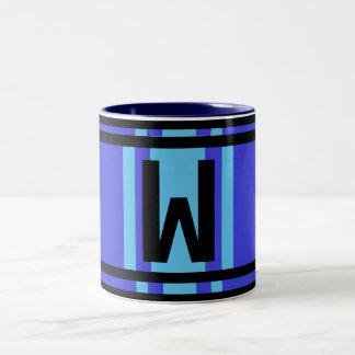 Weapon Tank Two-Tone Coffee Mug