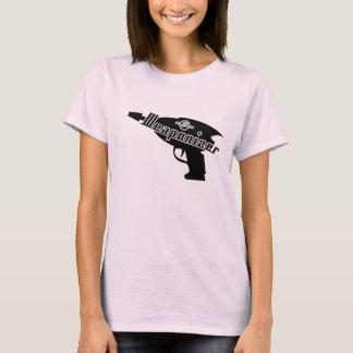 Weaponizer Raygun Blaster Angled T-Shirt
