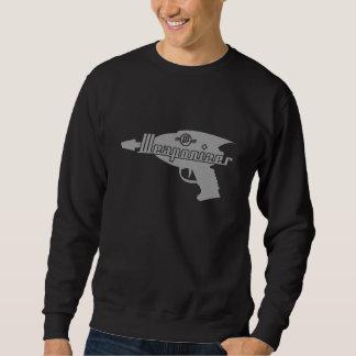 Weaponizer Raygun Blaster Dark Pullover Sweatshirt