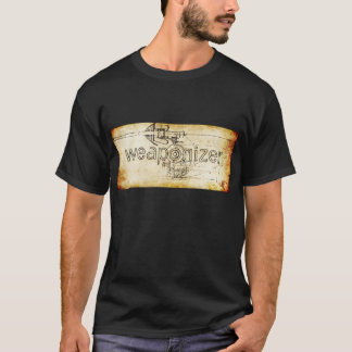Weaponizer Steampunk Parchment T-Shirt