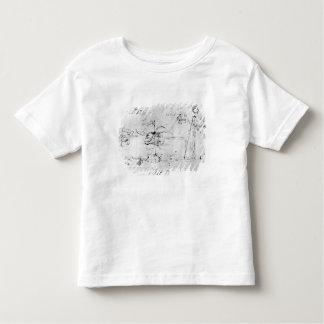 Weaponry designs, fol. 40v-a toddler T-Shirt