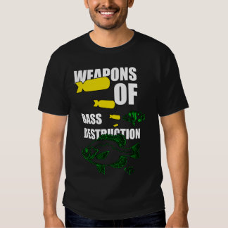 Weapons of Bass Destruction Tshirt
