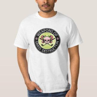 Weapons of Grass Destruction Shirt