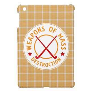 Weapons of Mass Destruction Field Hockey Case Cover For The iPad Mini