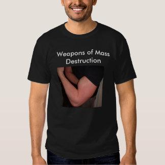 Weapons of Mass Destruction Tee