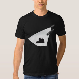 Weapons of mass distraction tee shirt