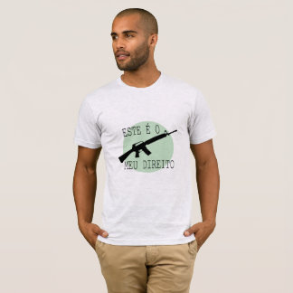 Weapons. This is My right T-Shirt