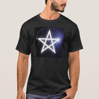 Wear a big Pentacle Day T-Shirt
