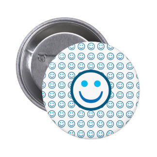 Wear a Great SMILE : ENJOY n Share your JOYS 6 Cm Round Badge