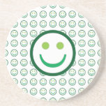 Wear a SMILE and make FRIENDS Coasters