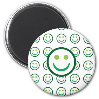Wear a SMILE and make FRIENDS Fridge Magnets
