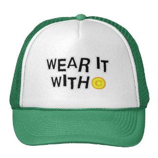Wear it with C Hats