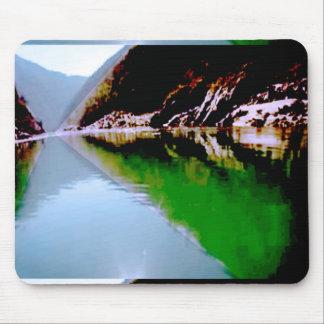 Wear n share blessings Holy River Ganga Himalaya Mousepad