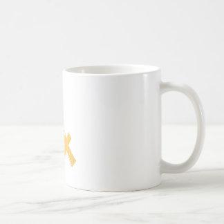 Wear Your Faith Basic White Mug