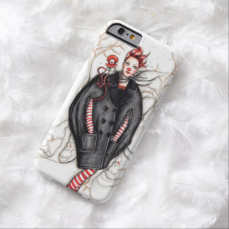 Wearing Jean Paul Gaultier Fashion illustration Barely There iPhone 6 Case