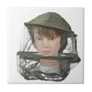 WearingBeeKeeperHat100712 copy.png Small Square Tile