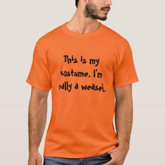 Weasel Costume T-Shirt