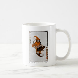 Weasleys' Card Back Basic White Mug