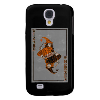 Weasleys' Card Back Galaxy S4 Case