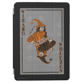 Weasleys' Card Back iPad Air Cover