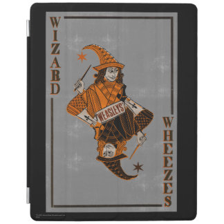 Weasleys' Card Back iPad Cover
