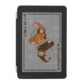 Weasleys' Card Back iPad Mini Cover