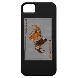 Weasleys' Card Back iPhone 5 Case