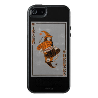 Weasleys' Card Back OtterBox iPhone 5/5s/SE Case