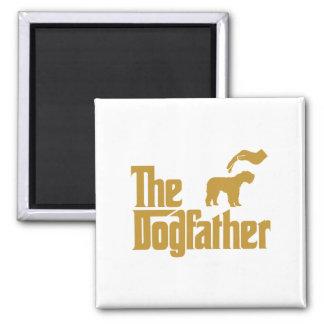 Weathen Terrier Square Magnet