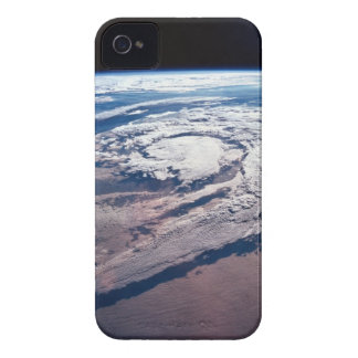 Weather Above Earth iPhone 4 Cover