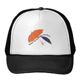 Weather Any Storm Mesh Hats