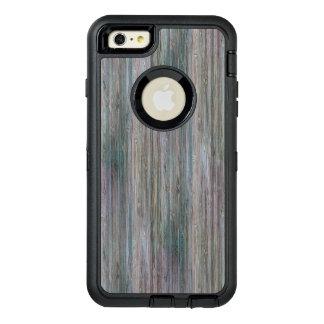 Weather-beaten Bamboo Wood Grain Look OtterBox iPhone 6/6s Plus Case